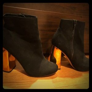 Shoes - Evening Boots